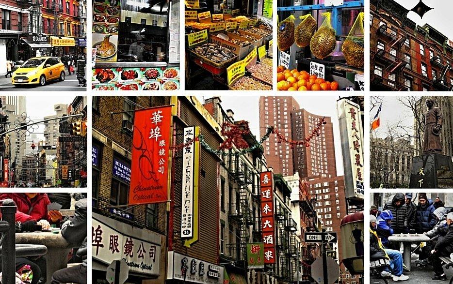 Chinatown NY 1