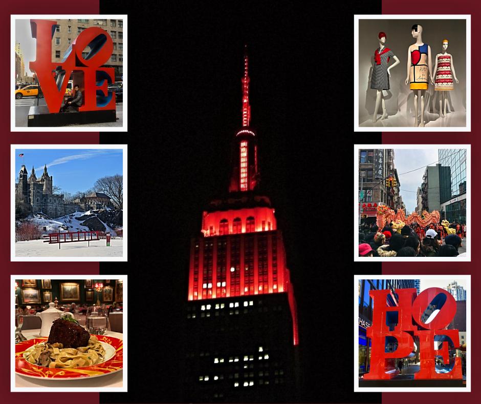Proč je ÚNOR ideálním měsícem pro návštěvu New Yorku