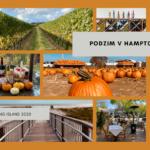 Podzimní Long Island: Majáky, mlýny a hejno krocanů