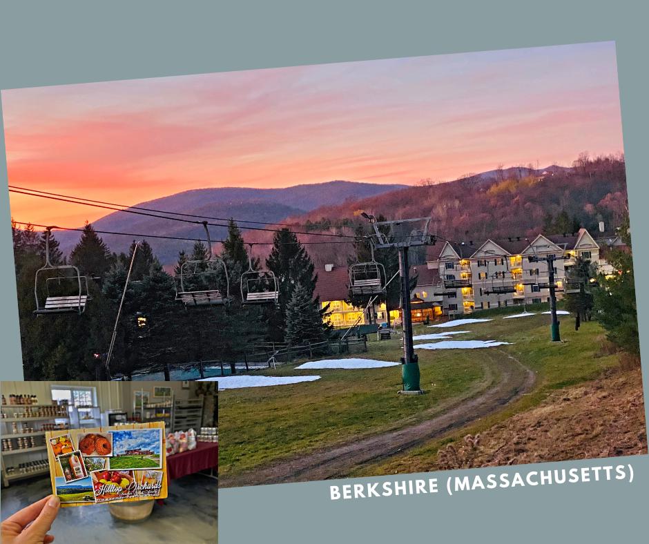 To nejzajímavější z Berkshire (Massachusetts)
